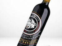 Zonin Wine Label