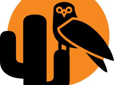 Old Pueblo logo icon branding illustration digital illustration design