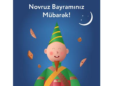 Novruz Holiday holiday novruz illustration