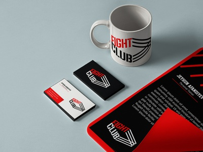 Logo Branding adobe typography poster photo hello illustration branding design photoshop illustrator fight club fight