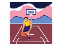 Basketball Nike Concept