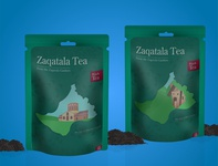 Zaqatala Tea Packaging Concept