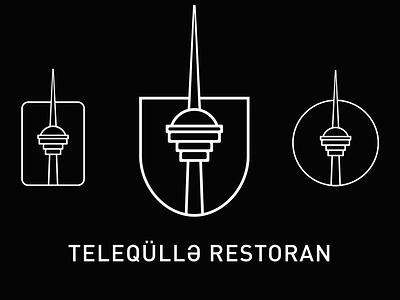 Tele Tower app icon ux ui print logo post photoshop hello dribbble hello vector adobe typography poster photo illustration branding design