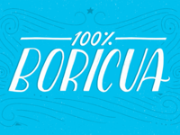 Boricua 100%