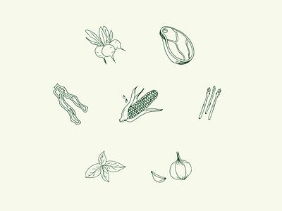 Food illustration illustration art food food illustration illustration