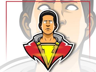 Tribute to DC Shazam movie