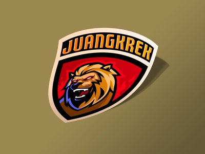 Lions Badge logo