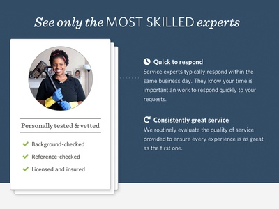 Skilled Experts