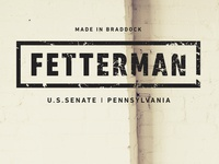 Fetterman Senate Campaign