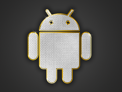 Android Bling android photoshop bling