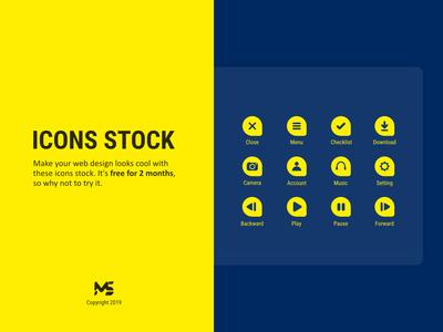 Icons Stock