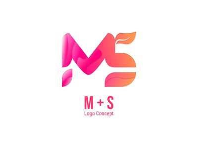 M + S Logo Concept