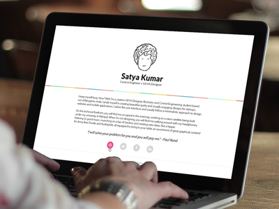 Personal Website [LIVE] personal website personal website ui ui design portfolio web web design