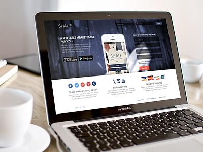 Landing Page  ecommerce shop website web design landing landing page user interface ui ux