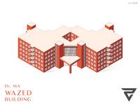 Wazed building