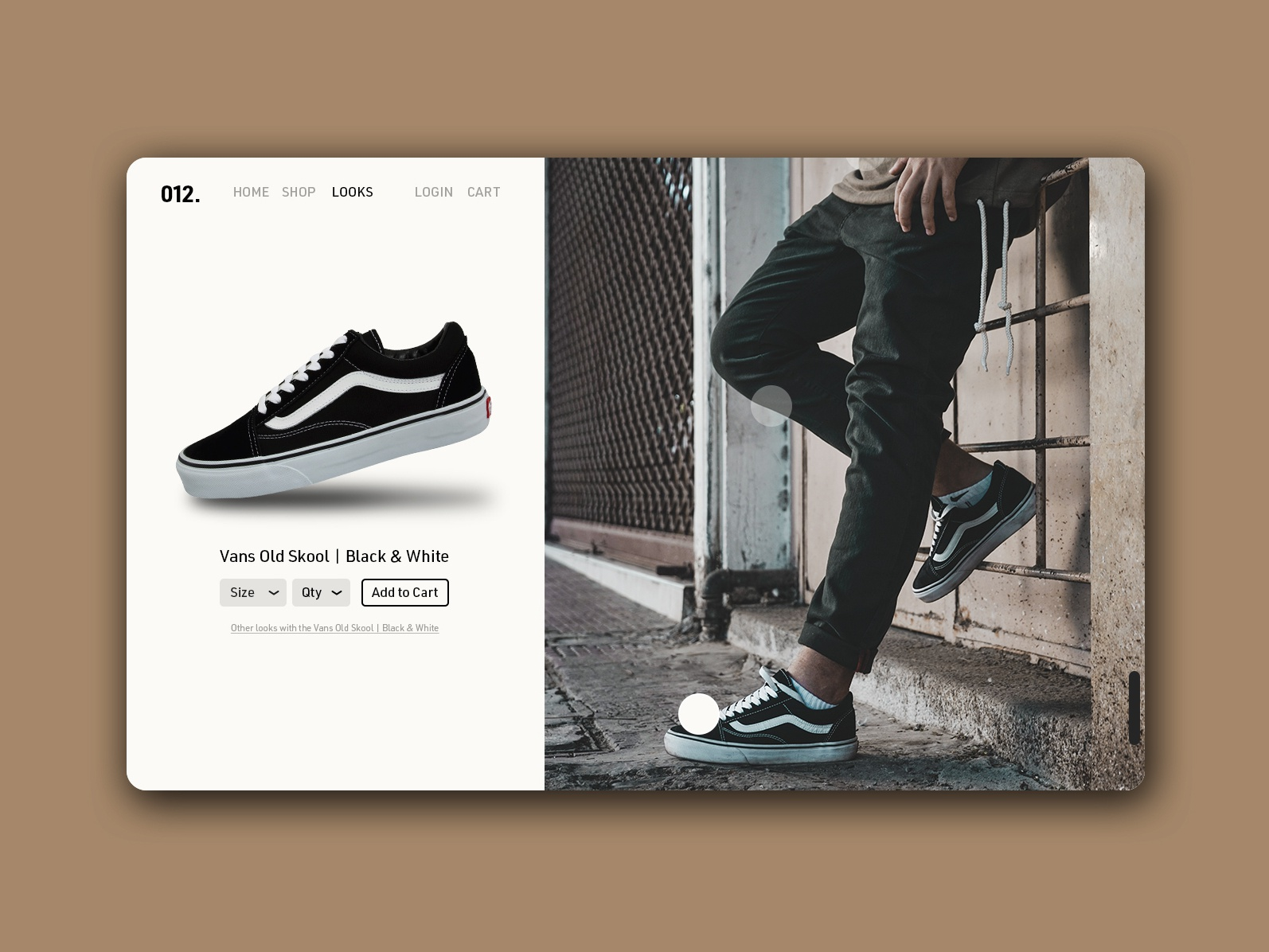 Daily UI | 012 website concept ux ui clean simple minimal design dailyui