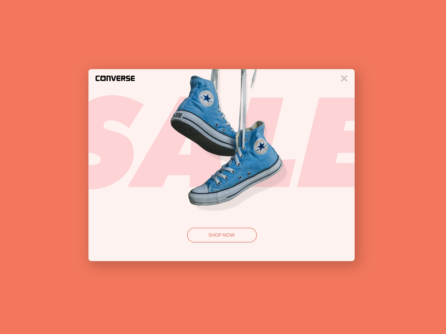 Daily UI | 016 shoes concept ux ui clean simple minimal design dailyui