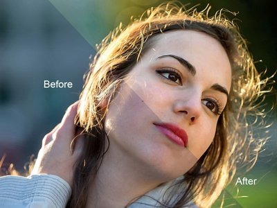 Color Retouching Photoshop Action photo editor image fresh effects digital art photodigital matte light portrait professional quality skin retouch add-ons photography photo effect colorful photoshop actions retouching