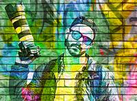 Graffiti Art Photoshop Action