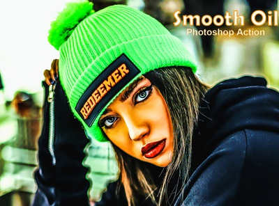 Smooth Oil  Photoshop Action oil oil paint action oil painting action oil action hdr modern art speed oil paint cc2020 realistic oil paint cs6 painting oil paint filter oil effect oil art action acrylic oil portrait oil art abastic oil smooth oil smooth oil art