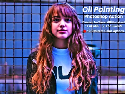 Oil Painting Photoshop Action V-2 tutorial colorful oil photo effect artist oil paint real oil oil painting action vintage oil action oil paint cc2020 oil paint cs6 oil effect action digital oil action hdr oil art colorfull oil painting oil photoshop realistic oil oil portrait oil painting photoshop oil art oil effect oil painting photoshop