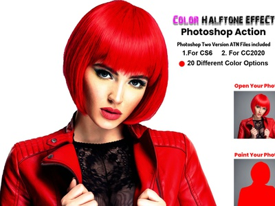 Color Halftone Effect Photoshop Action photo effect photoshop action engraver acrylic action etching photo manipulation dot effect comic book dollar bill filter drawing laser engraving photoshop tutorial dot face engraving lines halftone money effect halftone effect