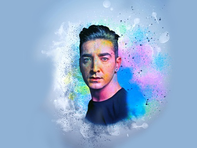 Spray Art Photoshop Action painting canvas paint photo effect photoshop action photo manipulation color effect realistic watercolor watercolor brush watercolor effect street hand drawn dripping action artistic abstract splash paint splatter splatter spray painting action