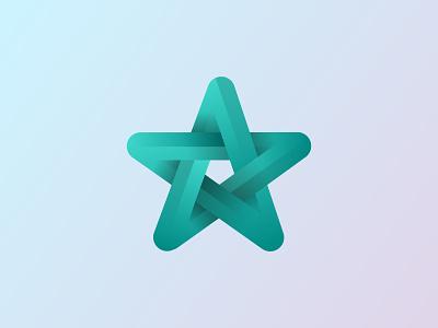 Star Logo logomark trending newlogo art artist modern modernlogo branddesigner star logo illustration design logodesigner logotype logo corporate branding brand identity abstract