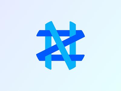 NZ Logo Design for Practice Purpose modern logo