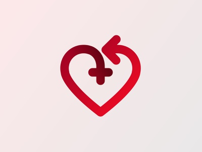 Love Logo creative logo brand designer artist heart logo logo inspiration logos icon design icon gradient logo app icon app logo illustration design modern logo corporate logodesigner branding logo brand identity abstract
