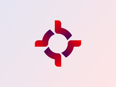 Target Logo target minimal modern logo gradient logo logomark logo designer logo inspiration logos logo icon corporate graphic design colorful creative brand designer brand identity branding app icon app logo abstract
