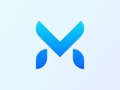 Letter M Logo corporate modern logo letter m logo mark logo inspiration logos logo ui icon agency logo gradient logo design colorful creative brand designer branding brand identity app icon app logo abstract