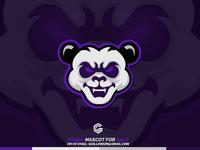 Panda Mascot for Sale