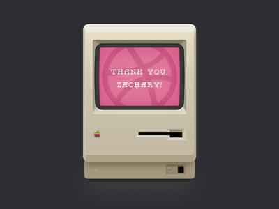 Macintosh dribbble fs