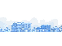 Cityscape – Suburban