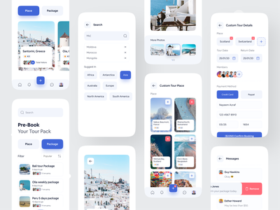 Travel App twinkle travel book travel booking booking app booking tour booking tour travel app travel mobile ui mobile app minimal app design app clean uidesign design ux ui