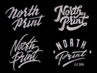 North Print #3