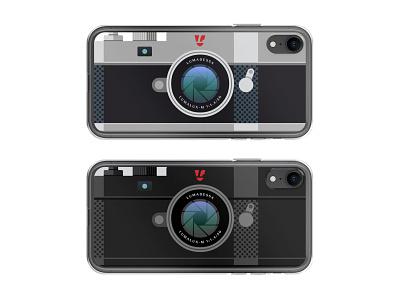 LUMADESSA Rangefinder Mobile Case Concepts product design vector josh brill art illustration design concepts mobilecase camera rangefinder lumadessa