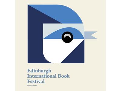 Edinburgh International Book Festival Tote bag concept edinburgh international book festival bag concept bird design artwork illustration josh brill