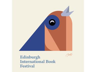 Barn Swallow Tote bag barn swallow tote bag edinburgh international book festival josh brill design artwork