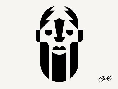 Zeus Symbol Wip By Josh Brill Dribbble