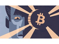 Bitcoin article illustration
