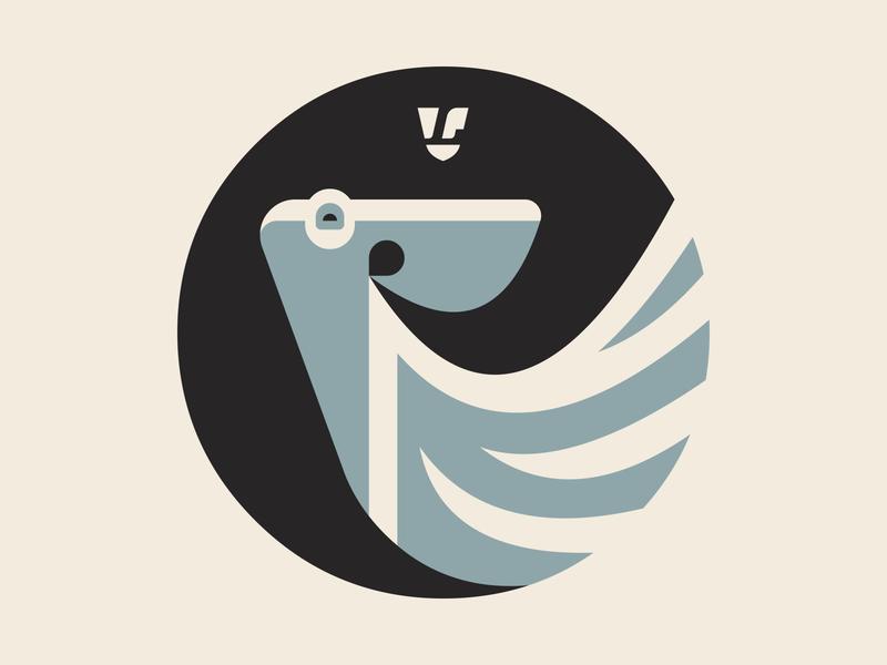 Yudō Symbol WIP midcenturymodern octopus packaging logomark logotype josh brill illustration artwork art vector flow logo icon symbol yudo