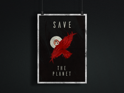 Save Animals I Poster save earth animal vector poster a day illustrations illustraion illustration illustrator poster art posters poster