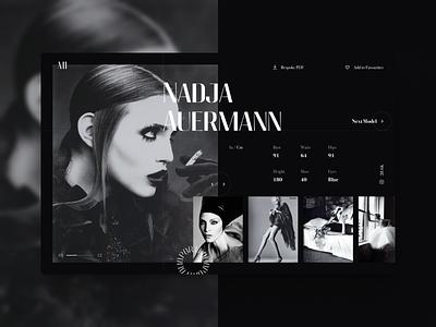 Daily UI :: 006 typography web design webdesign minimalism ui  ux uiux ui design ui uidesign design