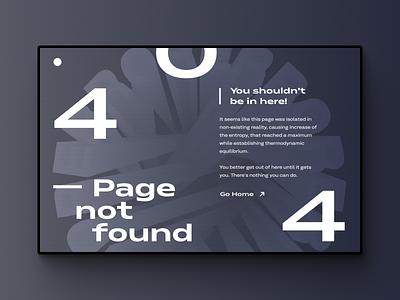 Daily UI :: 008 daily ui dailyui swiss minimal 404page 404 error page 404 error 404 page 404 minimalist web design webdesign minimalism ui  ux uiux ui design ui uidesign design