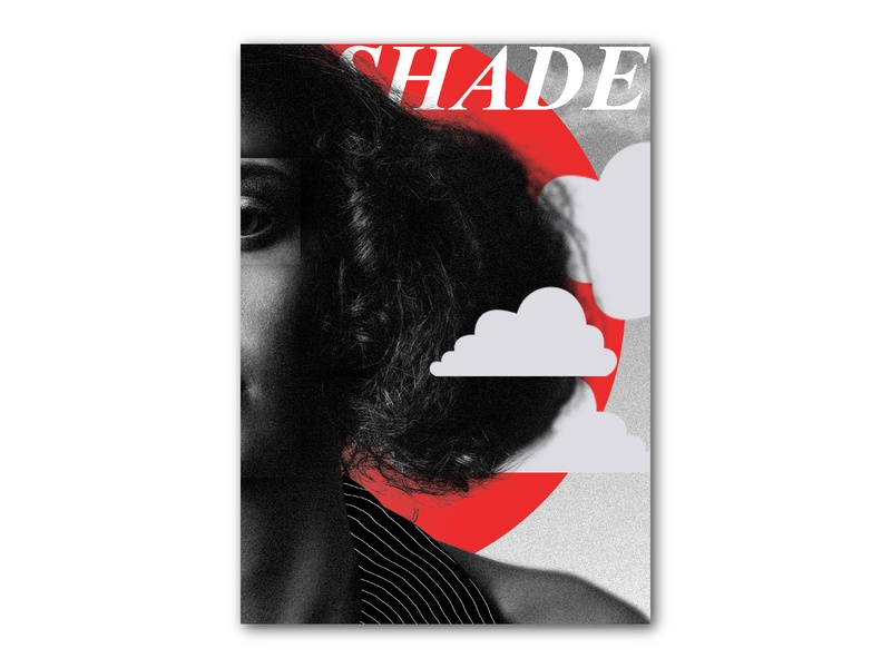Shade Poster Design typography typographic poster posters poster collection poster instagram illustration icographica graphicindex graphic  design everydayposter everydaydesign designchallenge design concept brand identity best posters baugasm artwork