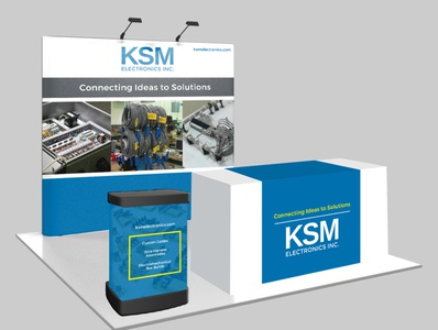 KSM Trade-booth