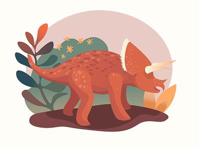Triceratops brontosaurus triceratops design illustrator illustration vector dinosaur dinosaurus dino prehistory prehistoric jurassic jurassicpark jurassic park jurassicworld jurassic world paleontology