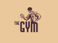 The Gym - Logo Design